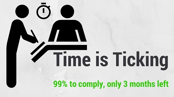 152 out of 15,000 businesses have complied with ESOS with only 3 months left until the deadline