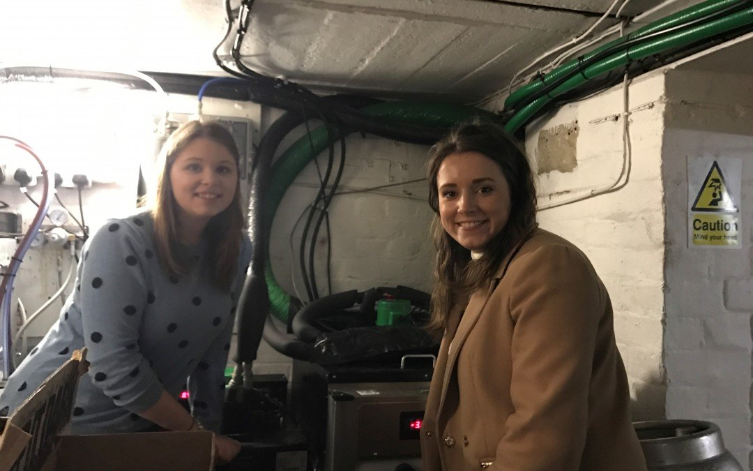 Compliance365 install their first ecoFLO chiller pumps!