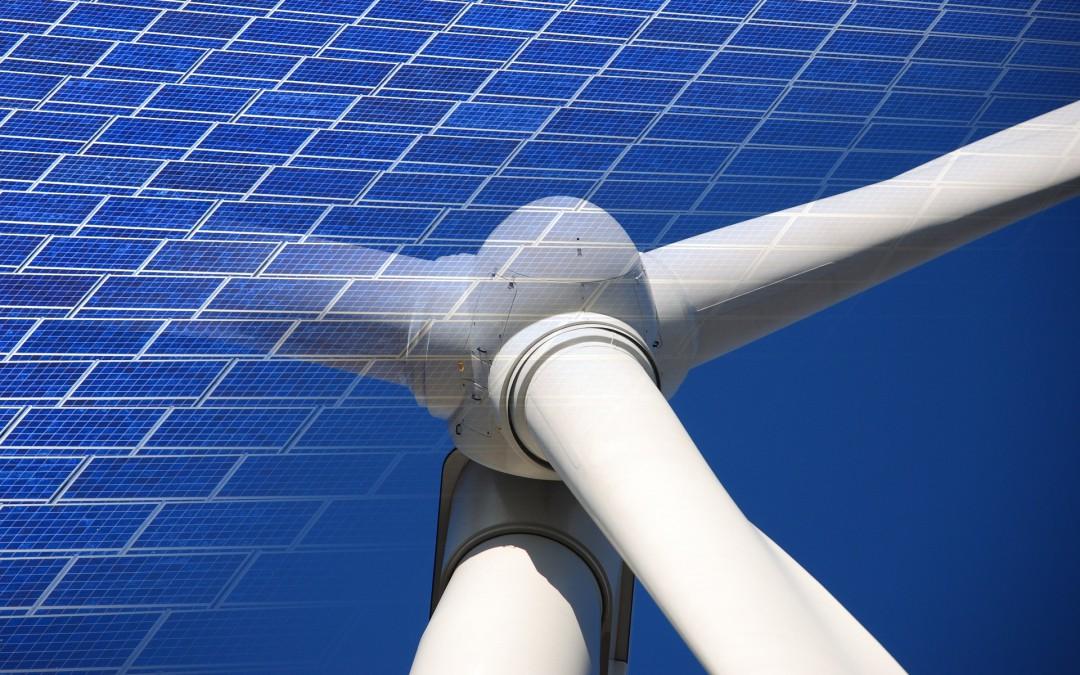 Greenest summer for UK energy