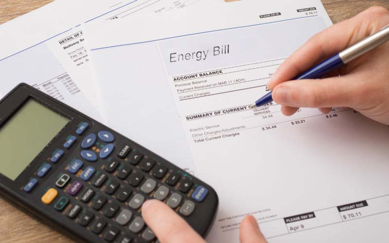 Renters over-paying on their energy bills