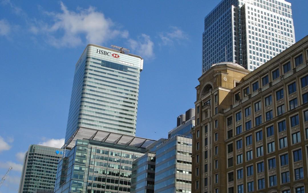 HSBC guarantees $100 billion to fight climate change