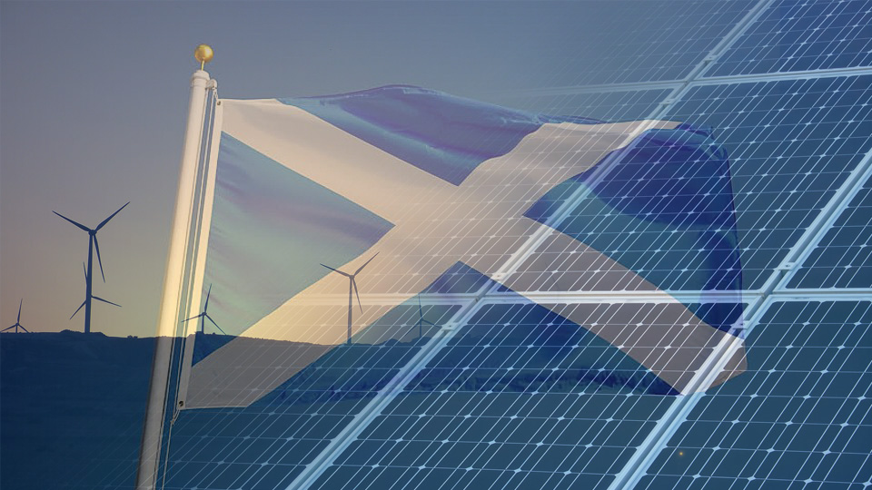 Scotland release first Energy Strategy