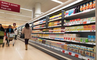 Sainsbury's to introduce a new energy efficient technology