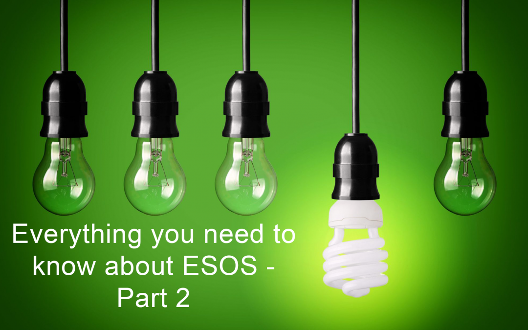 Are you compliant with ESOS Phase 2?
