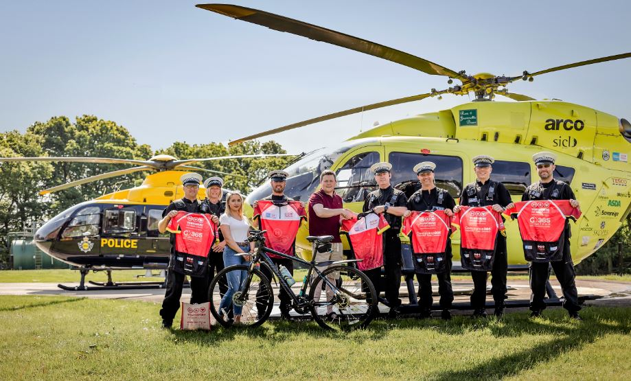 Compliance365 supports West Yorkshire Police on their Coast2Coast cycle