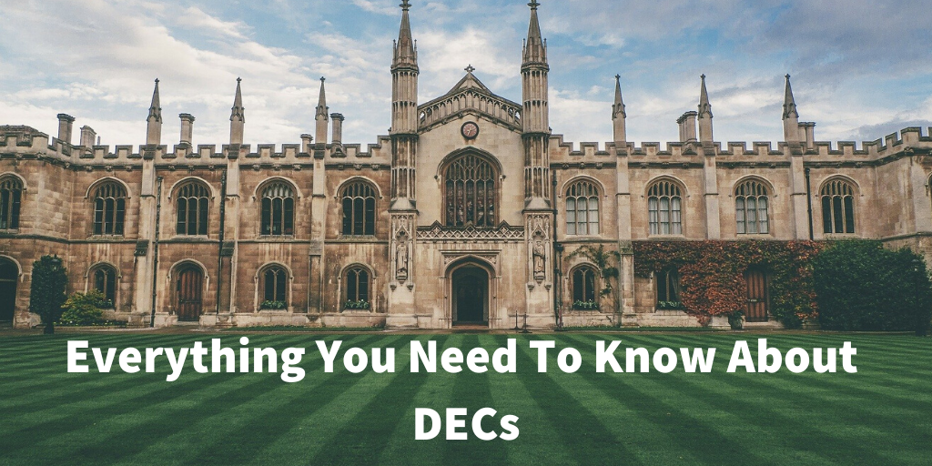 Everything You Need To Know About DECs