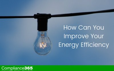 How Can You Improve the Energy Efficiency of Your Property?