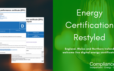 Energy Certification Gets a Restyle
