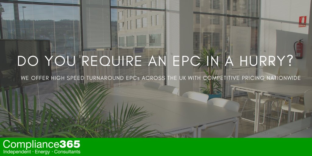 Do You Require A High Quality EPC In A Hurry?