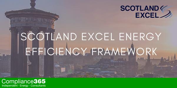 Scotland Excel Energy Efficiency Framework