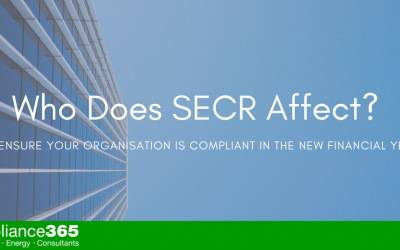 Who Does SECR affect?