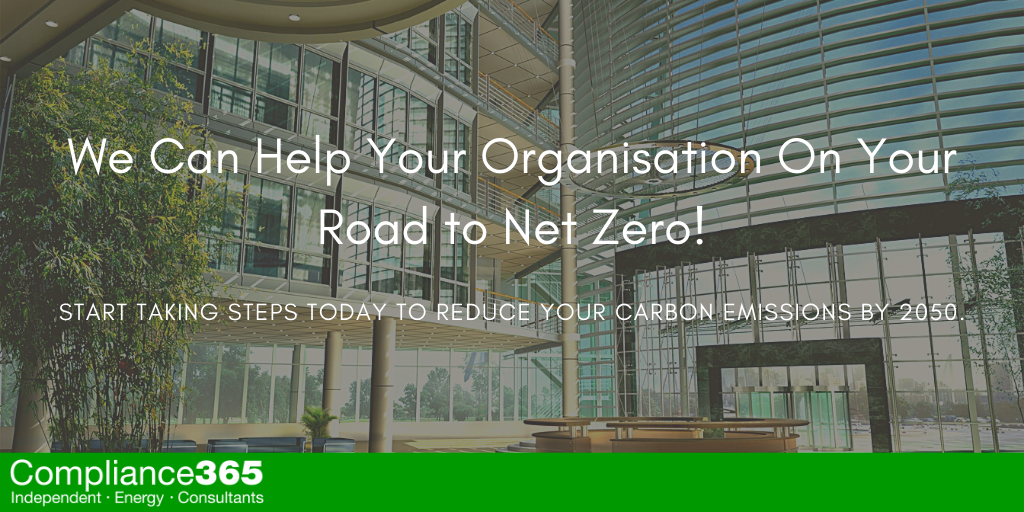 We Can Help Your Organisation on Your Road to Net-Zero!